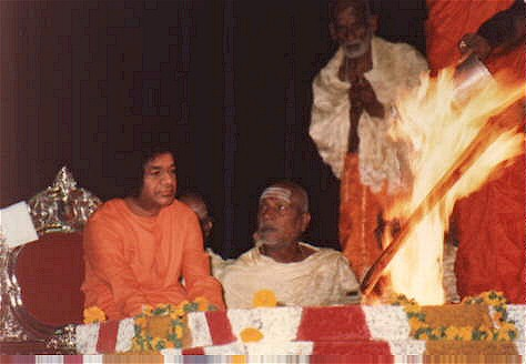 rudram complete sai baba